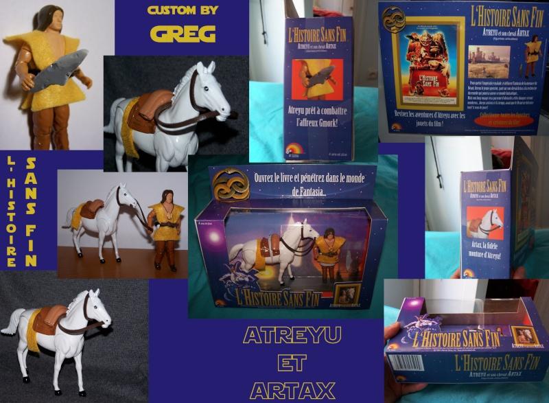 [Custom]   Greg the toymaker ! (MAJ). Atreyu10