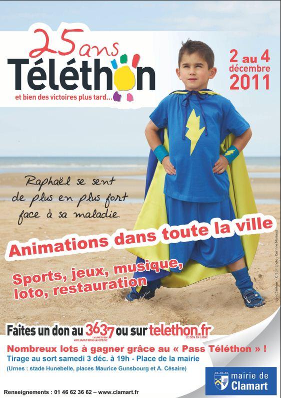 Téléthon 3 Décembre 2011 à Clamart Captur14