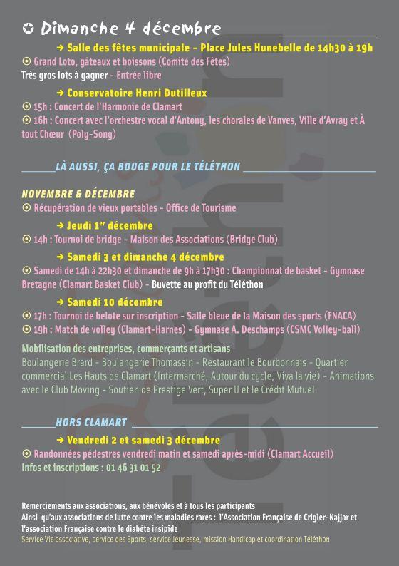 Téléthon 3 Décembre 2011 à Clamart Captur17