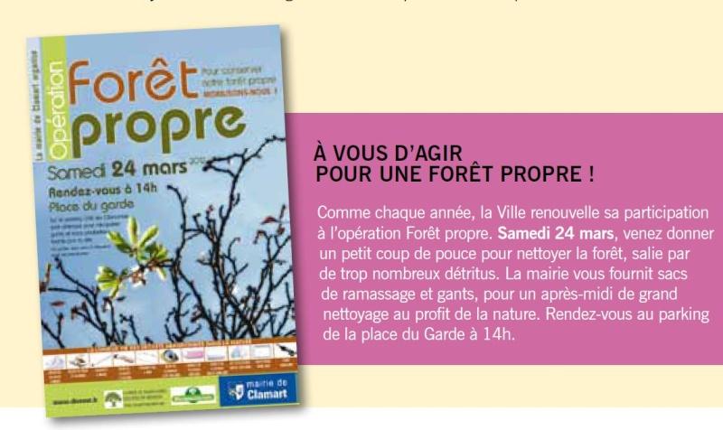 Samedi 24 Mars - Opération Forêt Propre Foret_10