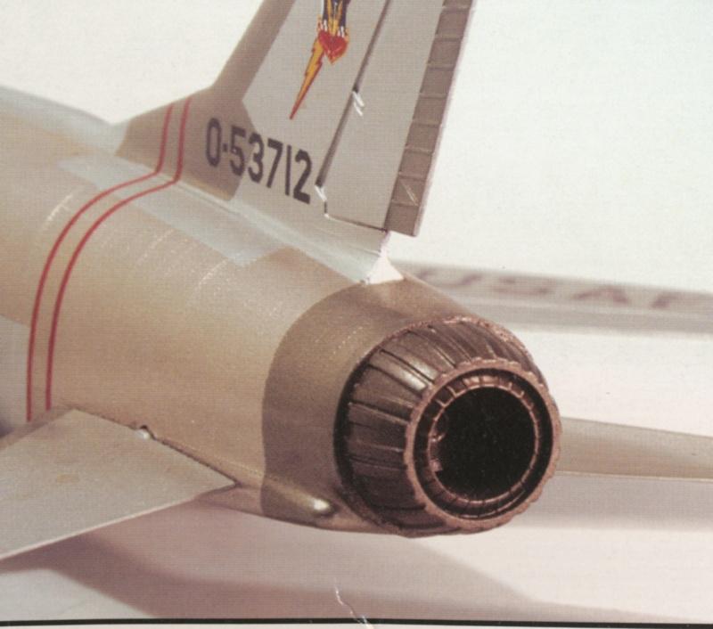 North American F-100A, première série. 04_f-110