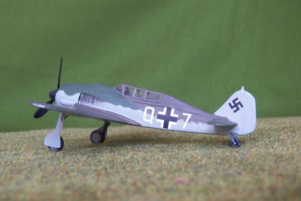 Focke Wulf Fw 190 S-8. Maquette Heller + Dauzié 100_1220