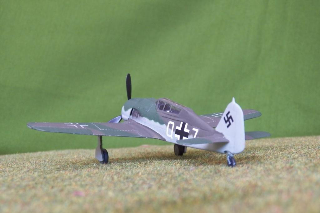 Focke Wulf Fw 190 S-8. Maquette Heller + Dauzié 100_1221