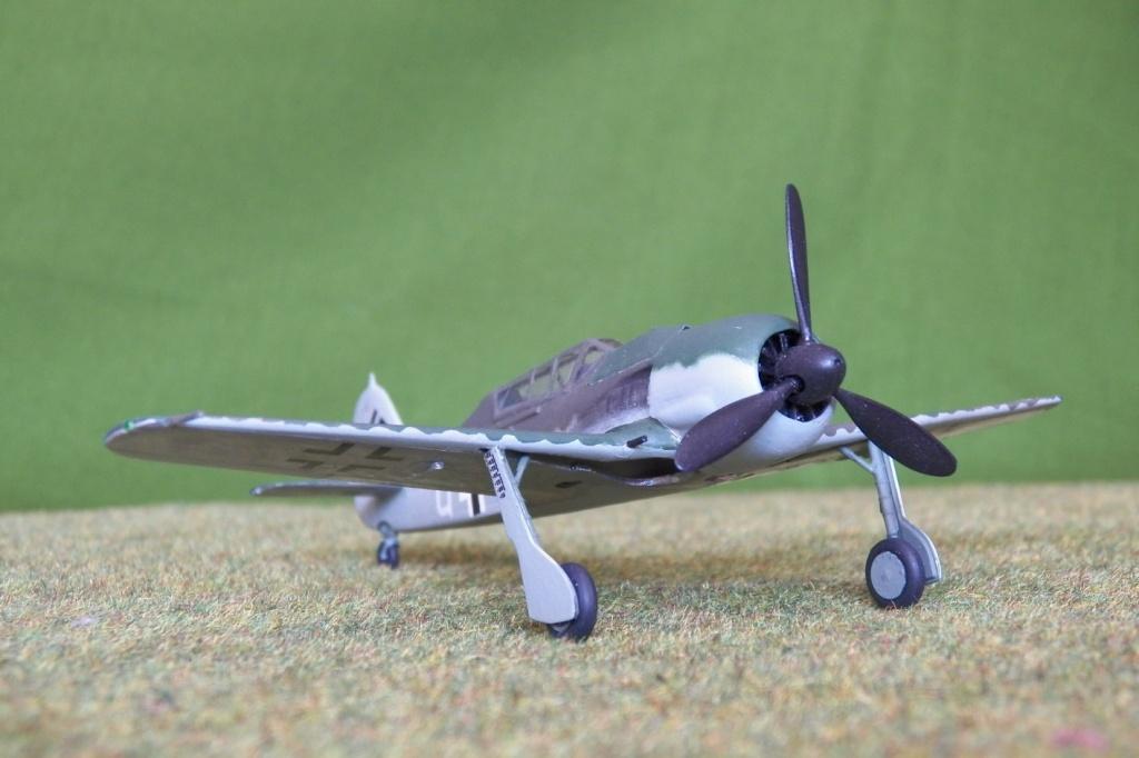 Focke Wulf Fw 190 S-8. Maquette Heller + Dauzié 100_1223