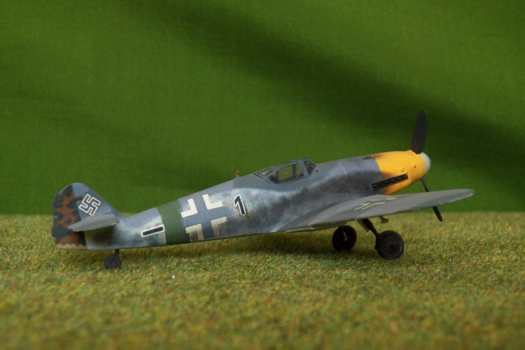 Messerschmitt Bf 109 G-10 (WNF) 100_1322