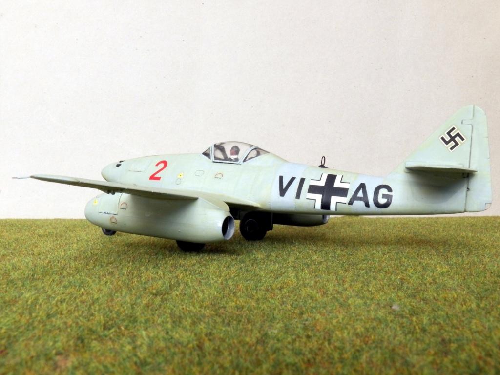 [Lindberg] - Messerschmitt Me 262 A-1a Schwalbe 100_2418