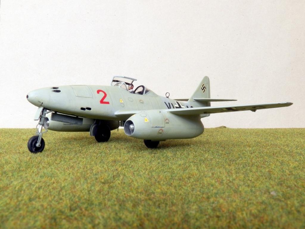 [Lindberg] - Messerschmitt Me 262 A-1a Schwalbe 100_2420