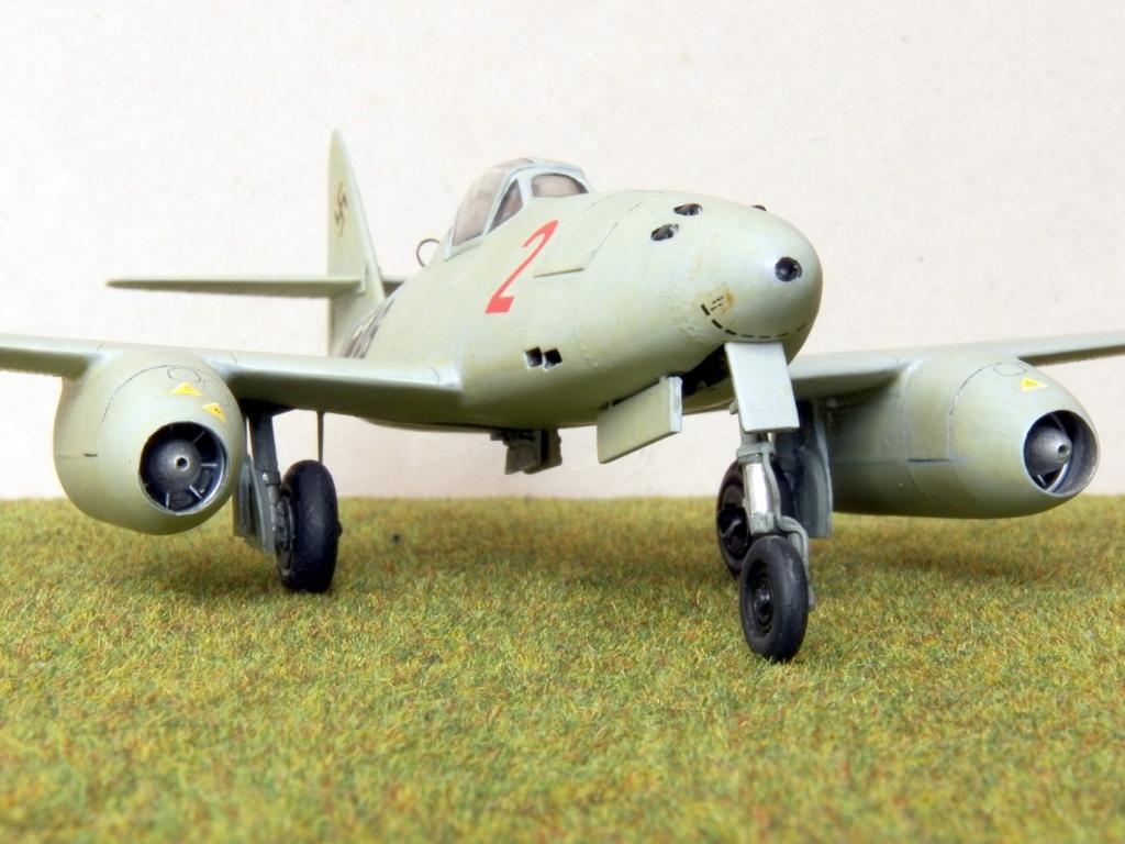 [Lindberg] - Messerschmitt Me 262 A-1a Schwalbe 100_2422