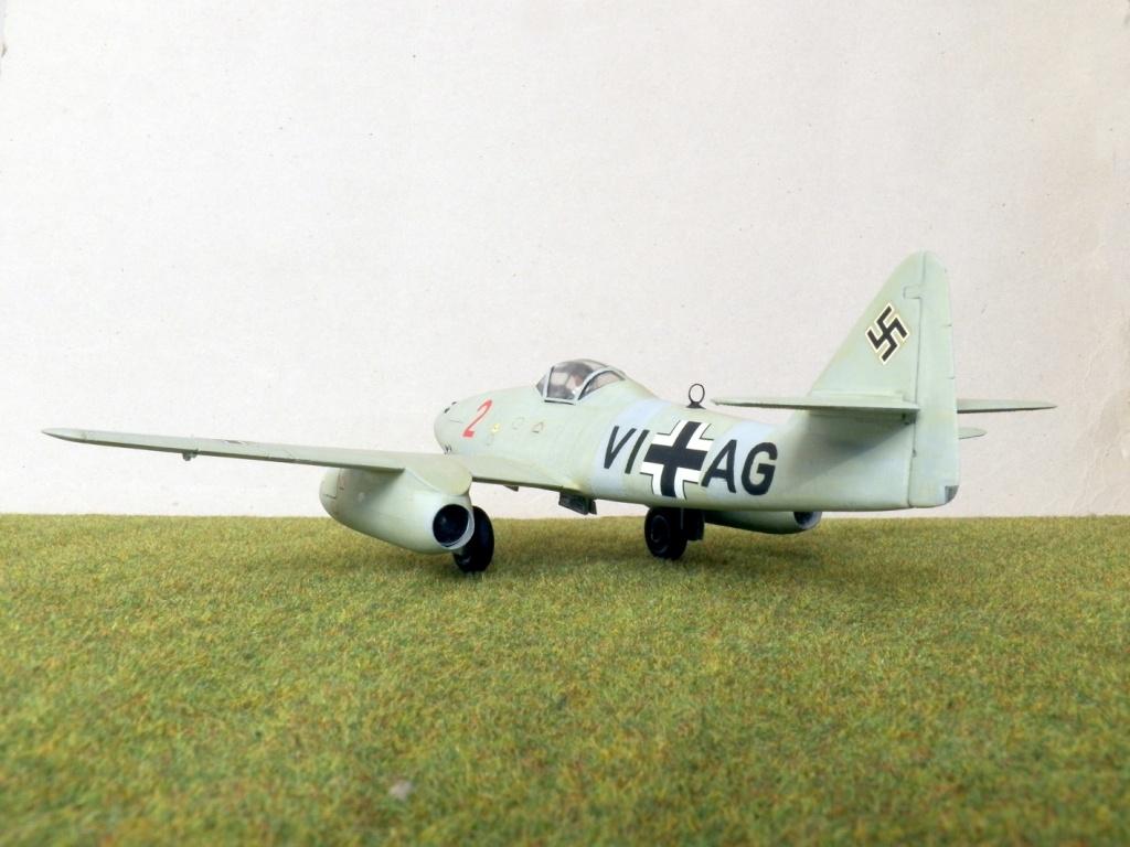 [Lindberg] - Messerschmitt Me 262 A-1a Schwalbe 100_2424
