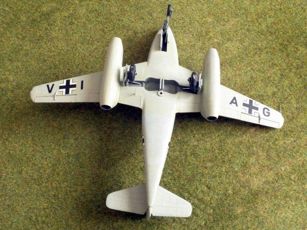 [Lindberg] - Messerschmitt Me 262 A-1a Schwalbe 100_2425