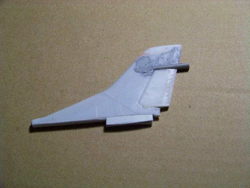 North American F-100A, première série. 100_8316