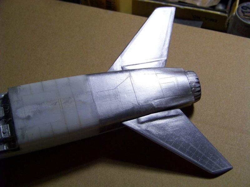 North American F-100A, première série. 100_8317