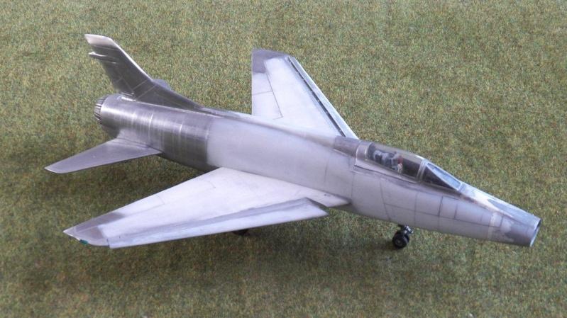 North American F-100A, première série. F-100a22