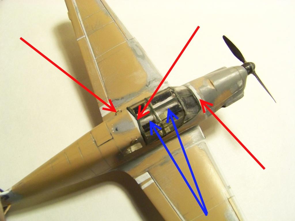 [Heller] SNCAN N-1000 Pingouin sur base Bf 108 B-1 Nord_n11