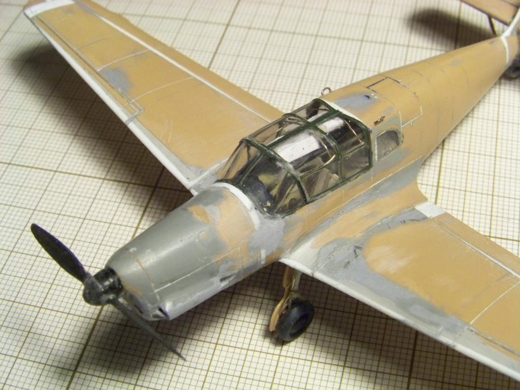 [Heller] SNCAN N-1000 Pingouin sur base Bf 108 B-1 Nord_n18