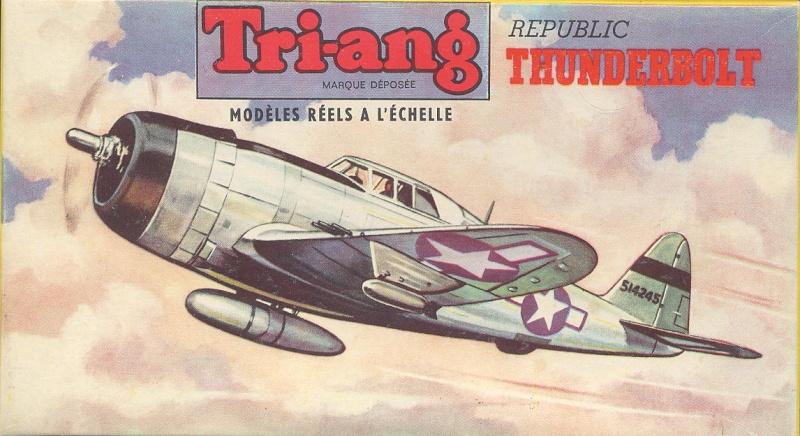 Multi-présentations Tri-ang / FROG Maquettes diverses 1/72ème Tri-an16