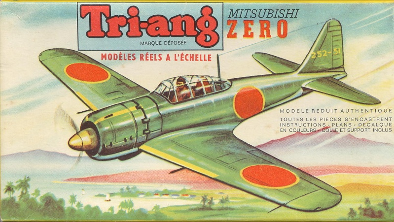 Multi-présentations Tri-ang / FROG Maquettes diverses 1/72ème Tri-an17