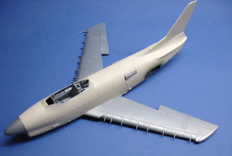 TESTSHOTS - 1/48 F-86 K Sabre from MustHave! Dsc00179