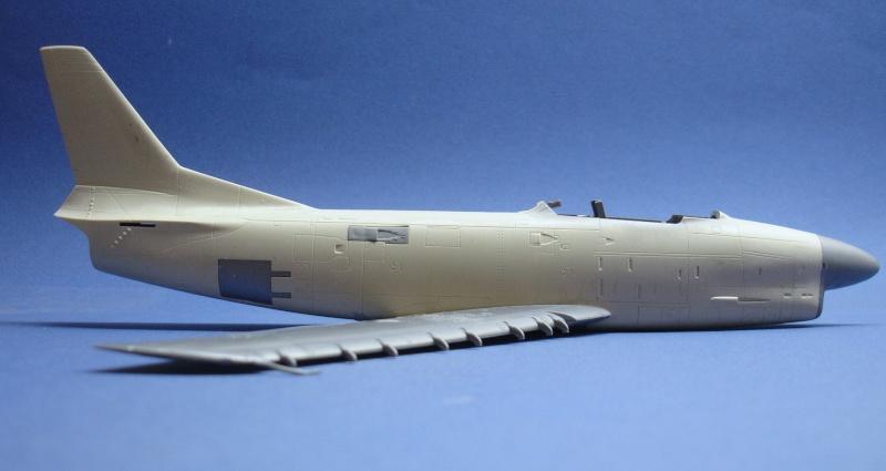 TESTSHOTS - 1/48 F-86 K Sabre from MustHave! Dsc00212