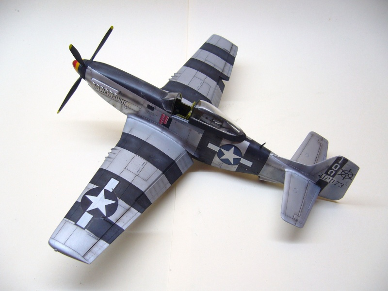 North American P 51K Mustang 1/48 P1010919