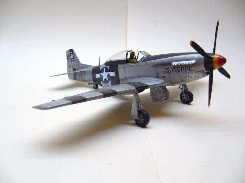 North American P 51K Mustang 1/48 P1010921