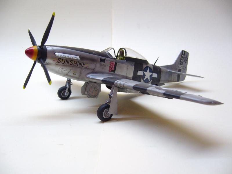 North American P 51K Mustang 1/48 P1010922