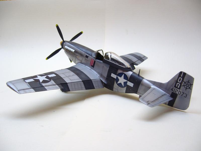 North American P 51K Mustang 1/48 P1010923