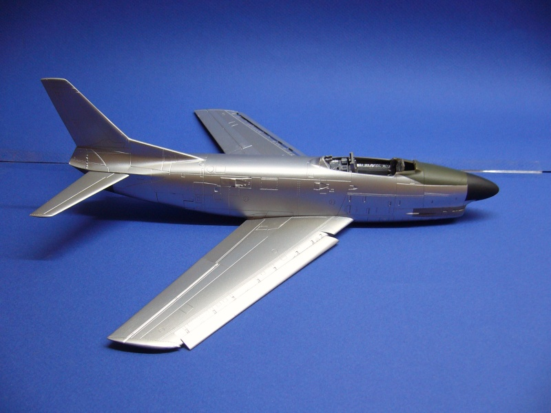 TESTSHOTS - 1/48 F-86 K Sabre from MustHave! P1020232