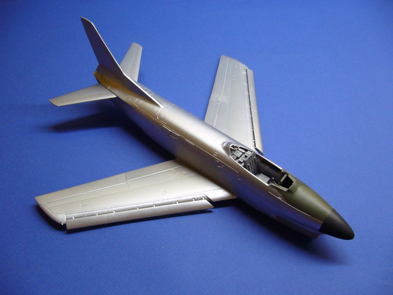 TESTSHOTS - 1/48 F-86 K Sabre from MustHave! P1020233