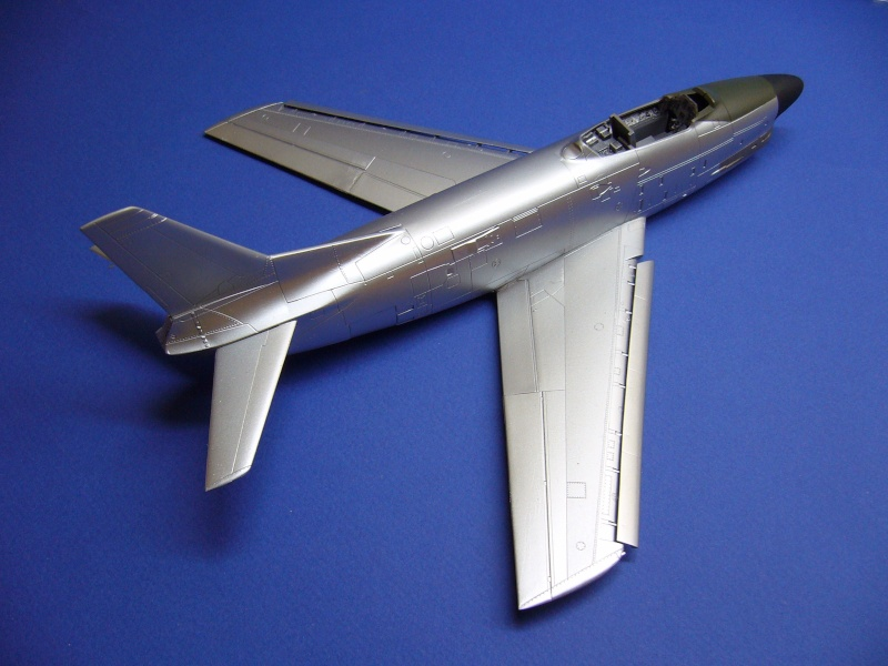 TESTSHOTS - 1/48 F-86 K Sabre from MustHave! P1020235