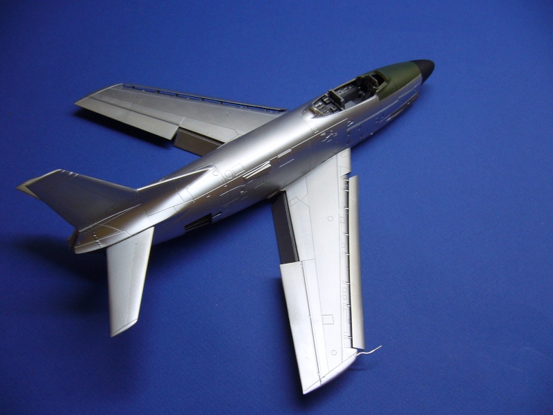 TESTSHOTS - 1/48 F-86 K Sabre from MustHave! P1020236