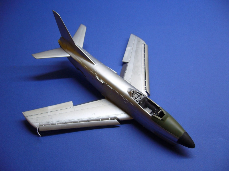 TESTSHOTS - 1/48 F-86 K Sabre from MustHave! P1020237