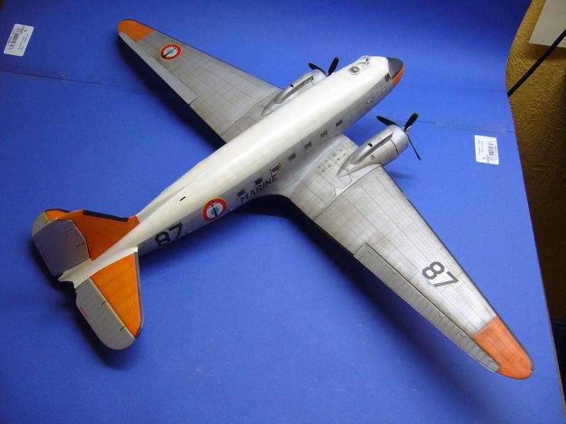 C 47 D Dakota, Aéronautique Navale Française. Trumpetter 1/48 P1020252