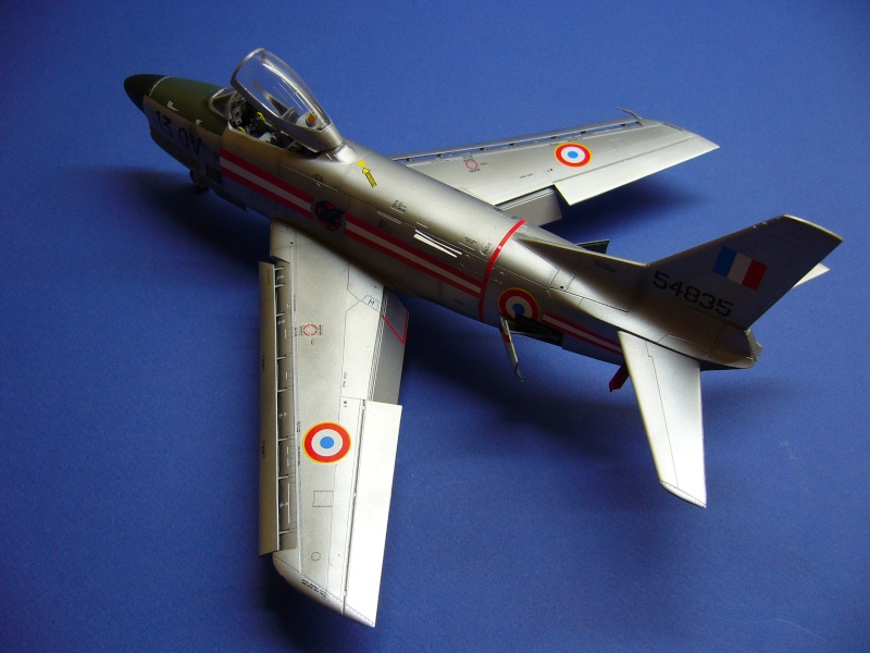 TESTSHOTS - 1/48 F-86 K Sabre from MustHave! P1020318