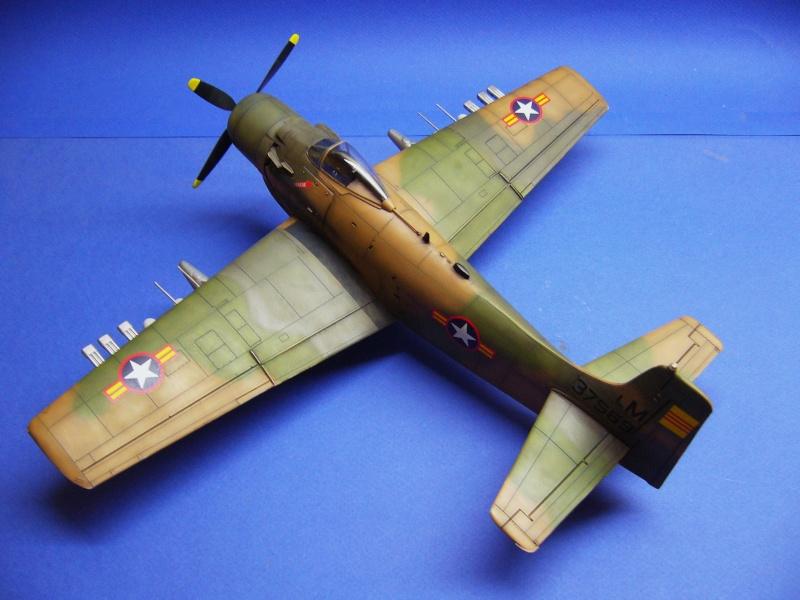 Douglas A1H Skyraider SVNAF  P1020372