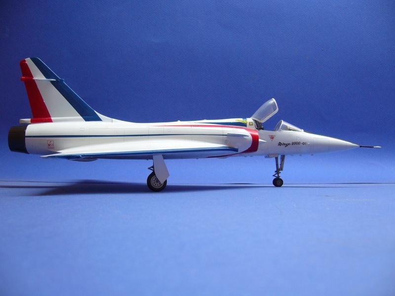La vitrine de French Air Kit, les aéronefs aux couleurs françaises P1020426