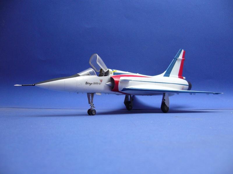 La vitrine de French Air Kit, les aéronefs aux couleurs françaises P1020428