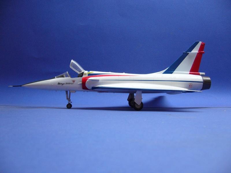 La vitrine de French Air Kit, les aéronefs aux couleurs françaises P1020429