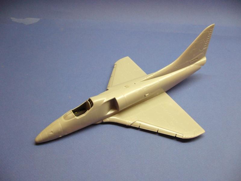 Douglas A-4C Skyhawk Hobbycraft, 1/48 P1020919