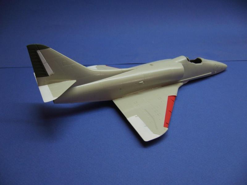 Douglas A-4C Skyhawk Hobbycraft, 1/48 P1020965