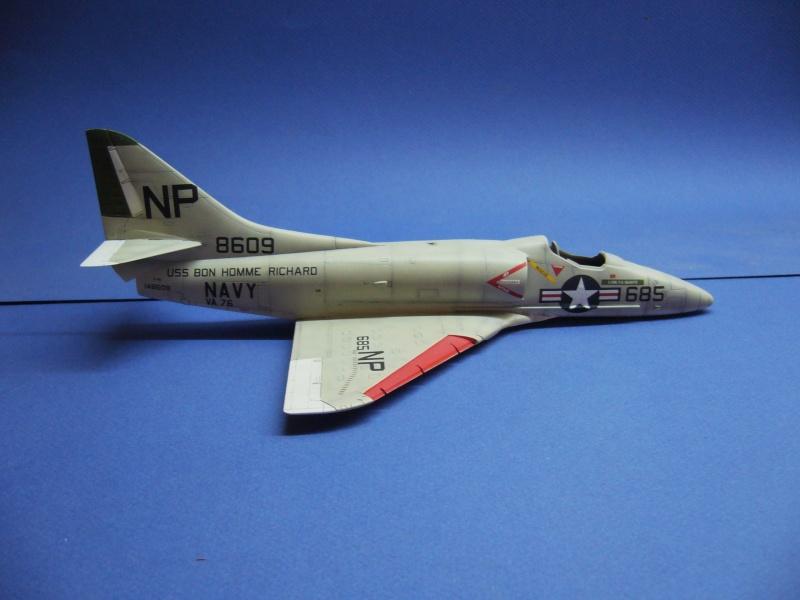 Douglas A-4C Skyhawk Hobbycraft, 1/48 P1020969
