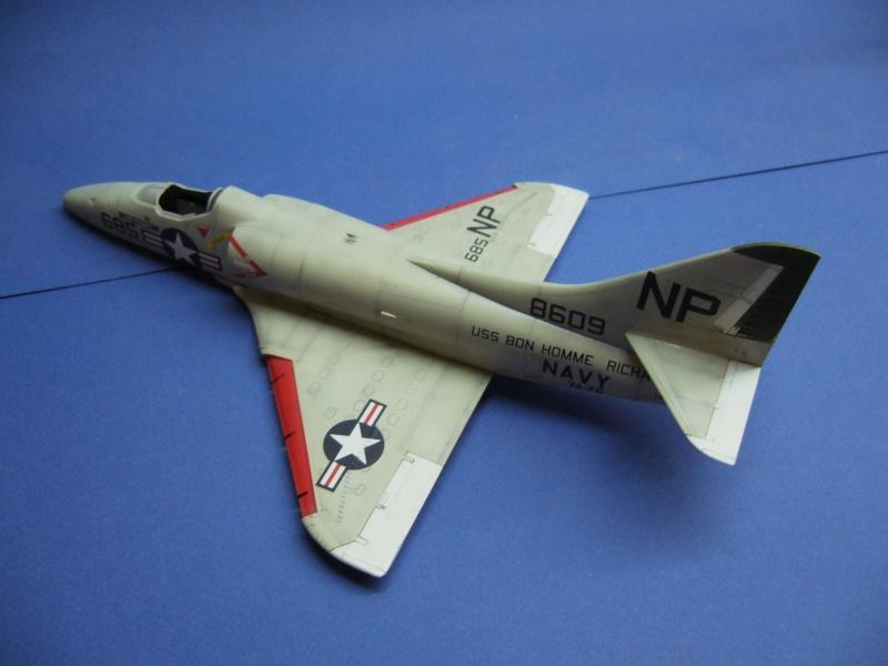 Douglas A-4C Skyhawk Hobbycraft, 1/48 P1020971