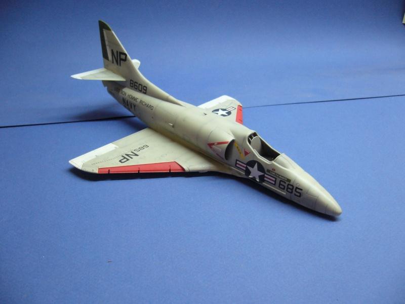 Douglas A-4C Skyhawk Hobbycraft, 1/48 P1020972