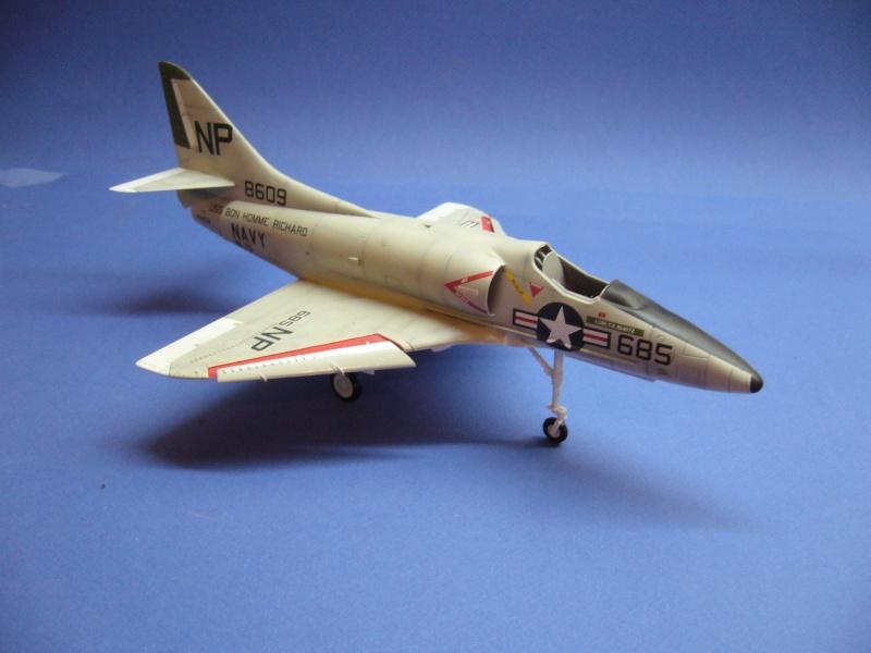 Douglas A-4C Skyhawk Hobbycraft, 1/48 P1030015