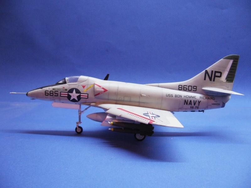 Douglas A-4C Skyhawk Hobbycraft, 1/48 P1030129