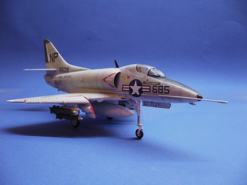 Douglas A-4C Skyhawk Hobbycraft, 1/48 P1030131