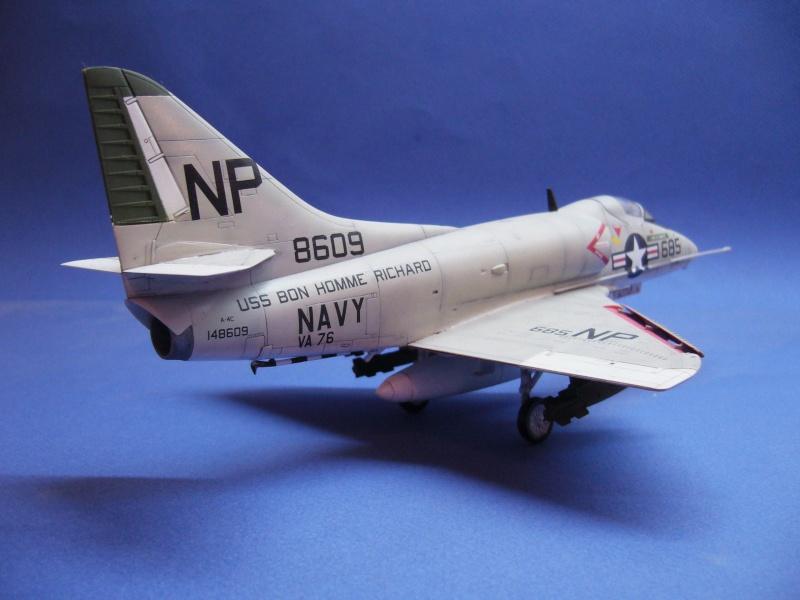 Douglas A-4C Skyhawk Hobbycraft, 1/48 P1030133