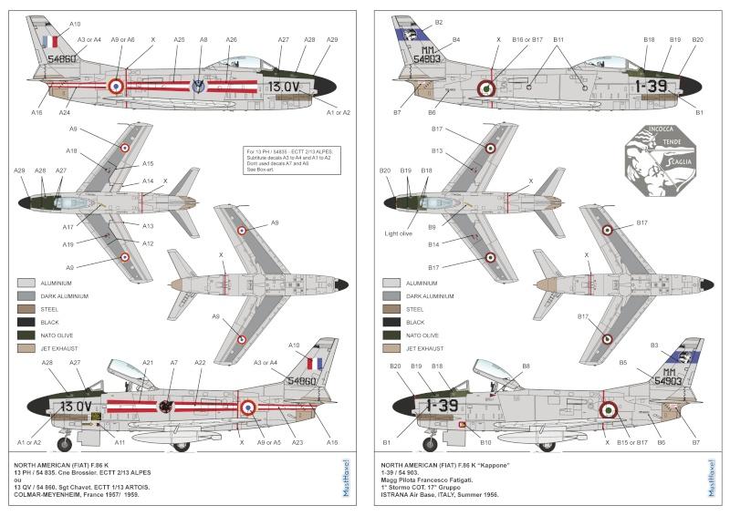 TESTSHOTS - 1/48 F-86 K Sabre from MustHave! Visuel11