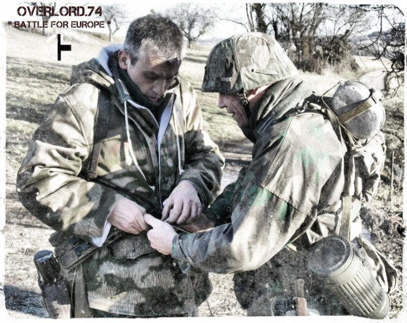"""OVERLORD.74 - Team """"11 eme PzDiv"""" 1944/45 00000310"""