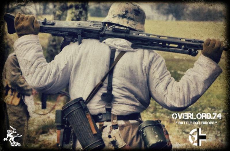 """OVERLORD.74 - Team """"11 eme PzDiv"""" 1944/45 00000413"""